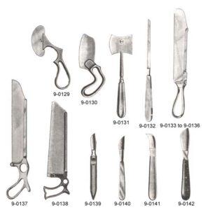 Surgical Saws & Satterlee Saws