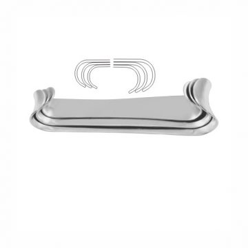 Roux Retractor Blades